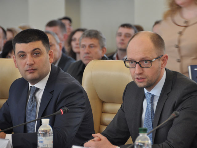 Яценюк, Гройсман і Тимошенко є лідерами недовіри у Львові (ВІДЕО)