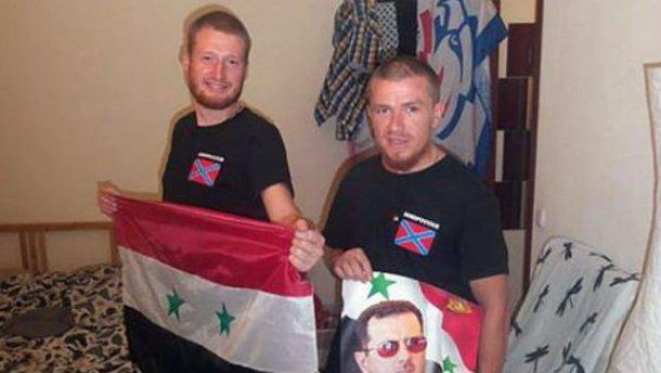 """Террорист """"Моторола"""" засветился в Сирии (Фото)"""