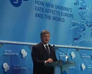Жоден російський танк не покинув територію України – Президент
