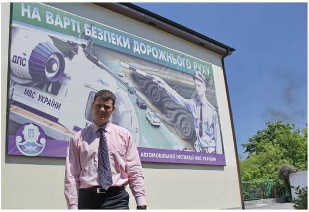 Заместитель начальника Департамента ГАИ Украины оказался владельцем незадекларированной квартиры стоимостью $250 тыс в центре Киева, а также является злостным должником