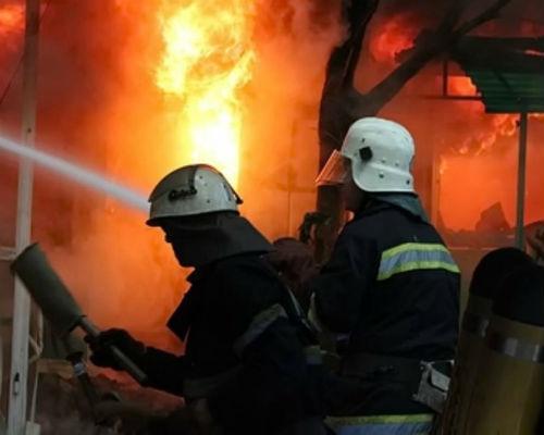 Львів'янин згорів у власній квартирі