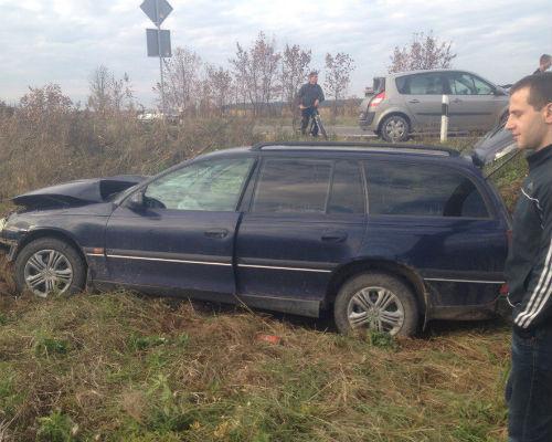 На Львівщині через ДТП вщент розбилися дві іномарки (Фото)
