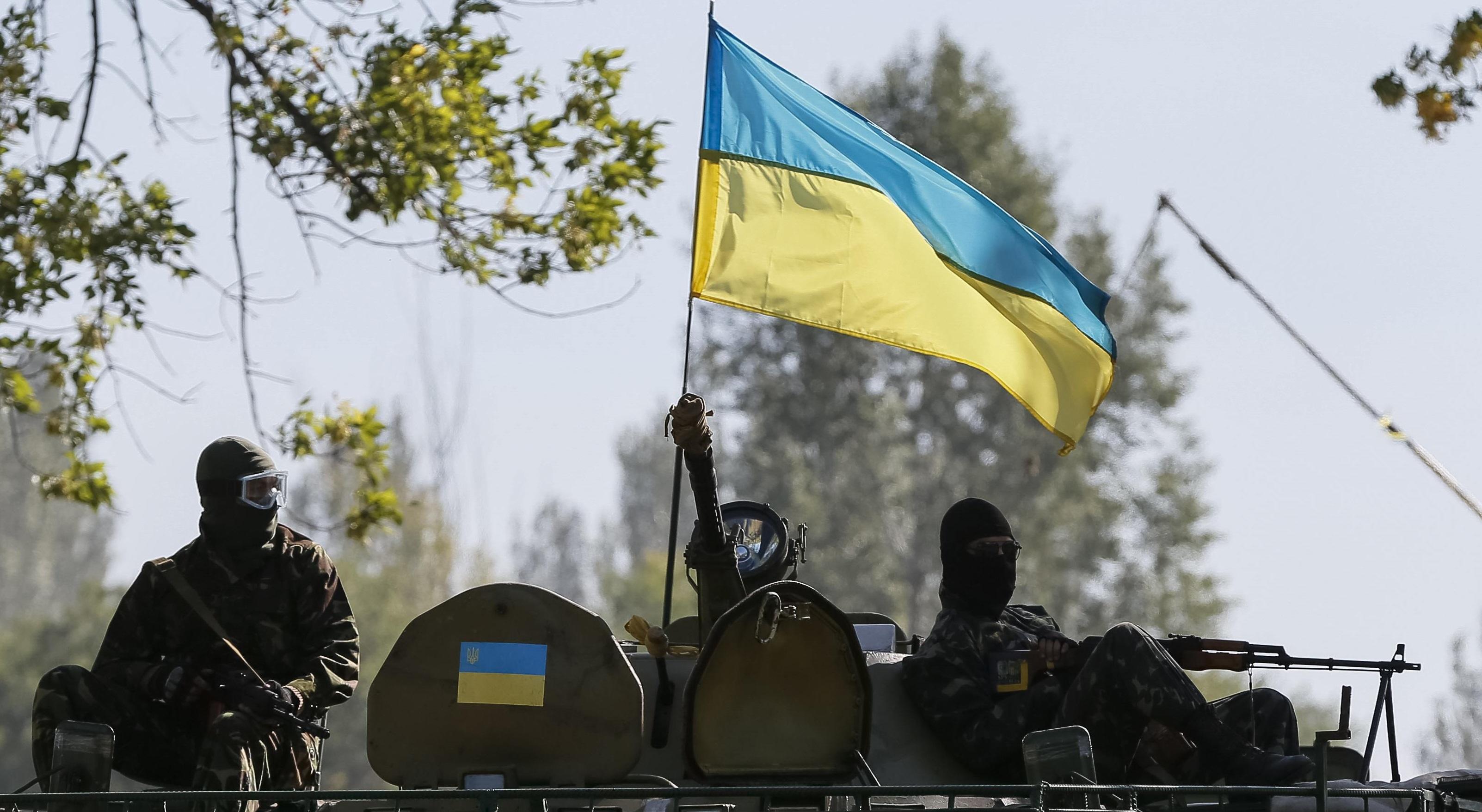 Тиша на Донбасі зберігається вже більше трьох діб, – прес-центр АТО