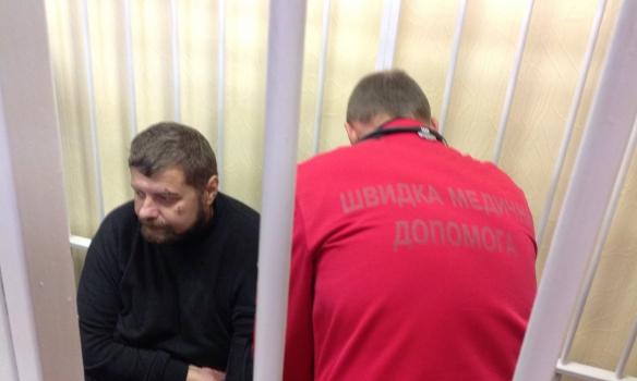 Нардепа Мосійчука госпіталізували із зали суду