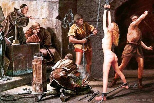 Жіноча зрада: як карали в різних країнах за невірність  (ФОТО)