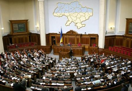 Рада легалізувала іноземців, які воюють за Україну в АТО