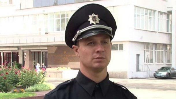 Керівника харківської поліції впіймали п'яним на службовому авто