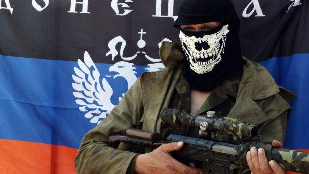 """Українські військові затримали командира мінометної батареї """"ДНР"""""""
