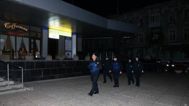 В Одесі поліція затримала кандидатів в депутати