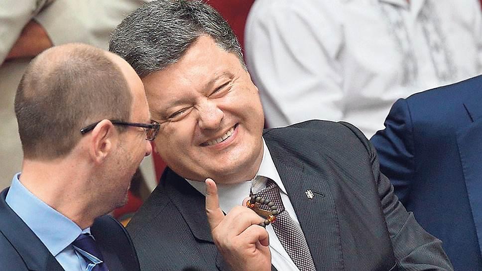 Нардеп Петьовка надіслав телеграму Яценюку та Порошенку: Вашій бездіяльності немає меж
