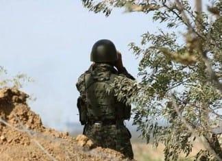 В окрестностях Горловки партизаны устроили ад российским террористам
