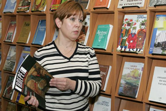 Директора Бібліотеки української літератури у Москві затримали