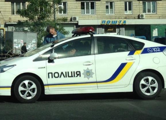 """Поліція впіймала зірку """"Динамо"""" Ярмоленка на перевищенні швидкості (Фото)"""