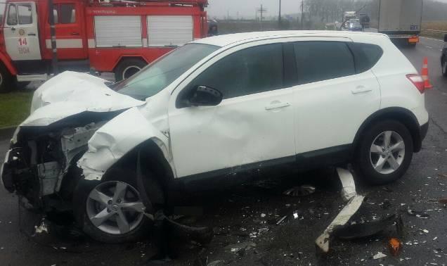 Потрійна ДТП на Львівщині: одна людина загинула, четверо постраждали  (Фото)