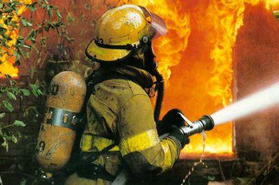 На Львівщині у приміщенні школи під час пожежі згорів її директор