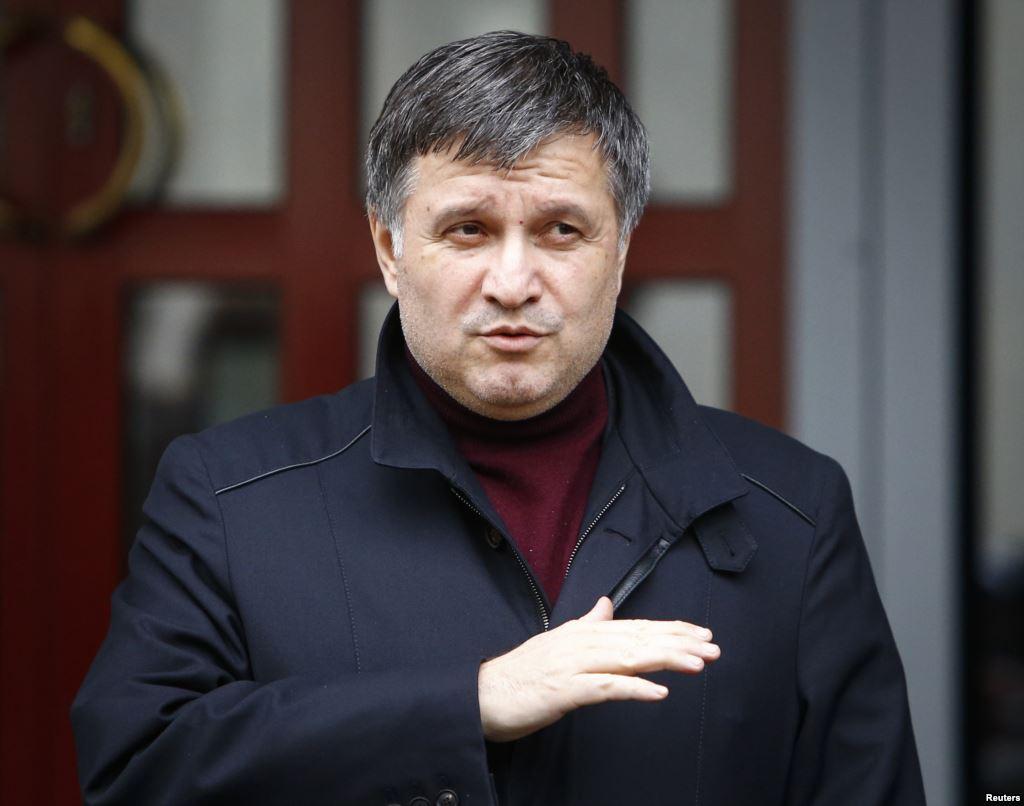 Аваков и Паскал крепко выпили по случаю отставки последнего