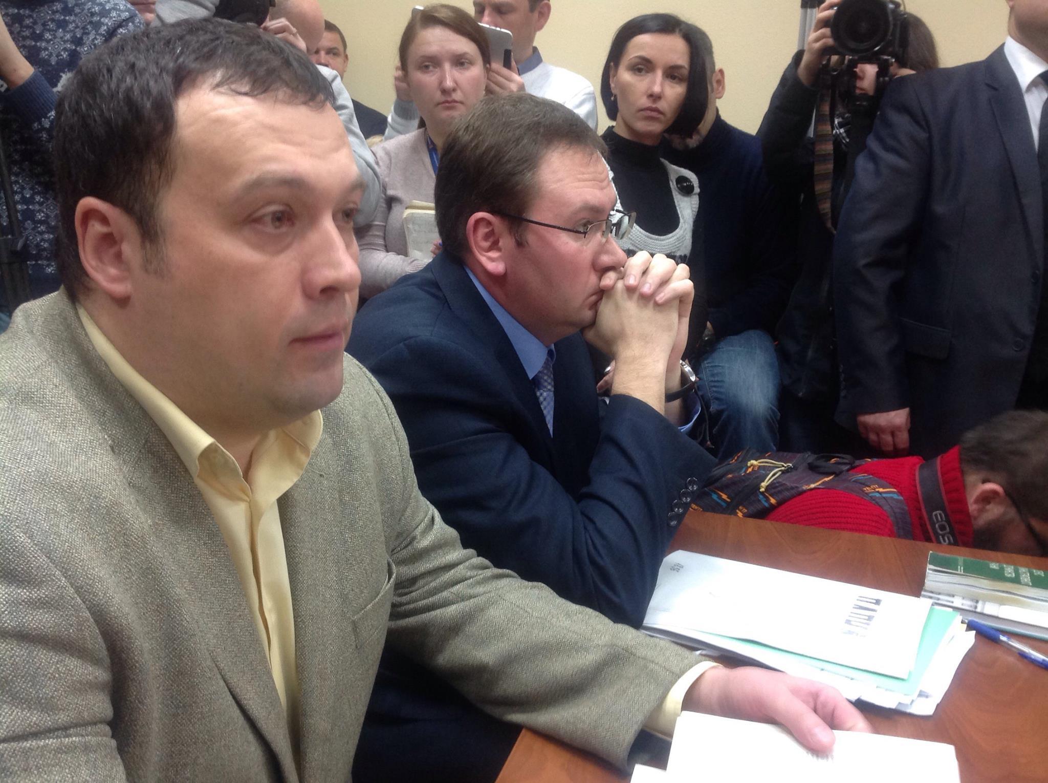 У Києві почався суд у справі Мосійчука. Чекають на Шокіна