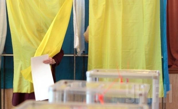 У Житомирі на виборчій дільниці стався конфлікт