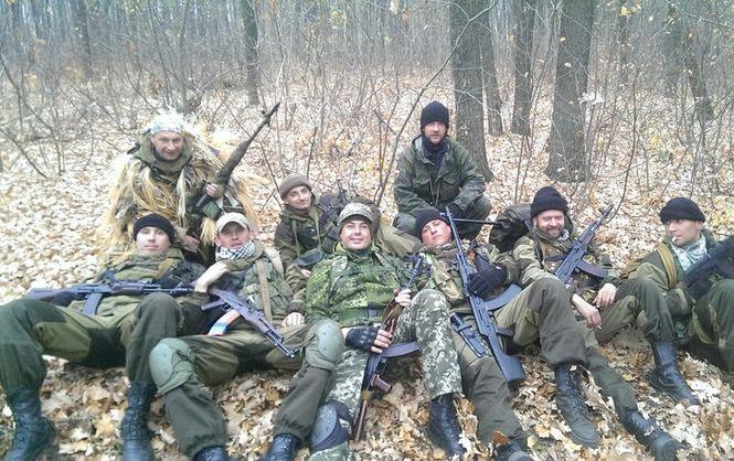 Украинские милиционеры-предатели дезертируют из рядов ДНР