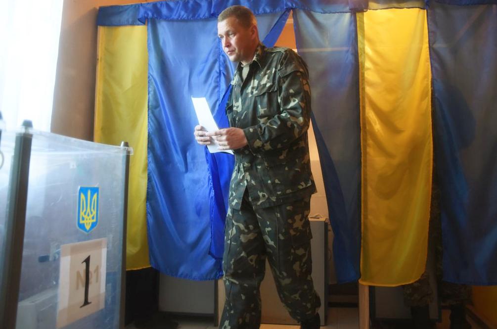 В Украине стартовал второй тур местных выборов: Открылись избирательные участки