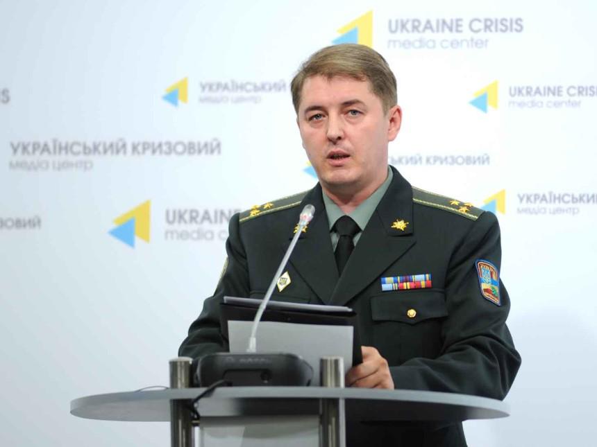 Близько Станиці Луганської підірвалася машина з бійцями АТО, двоє загинули, – Мотузяник