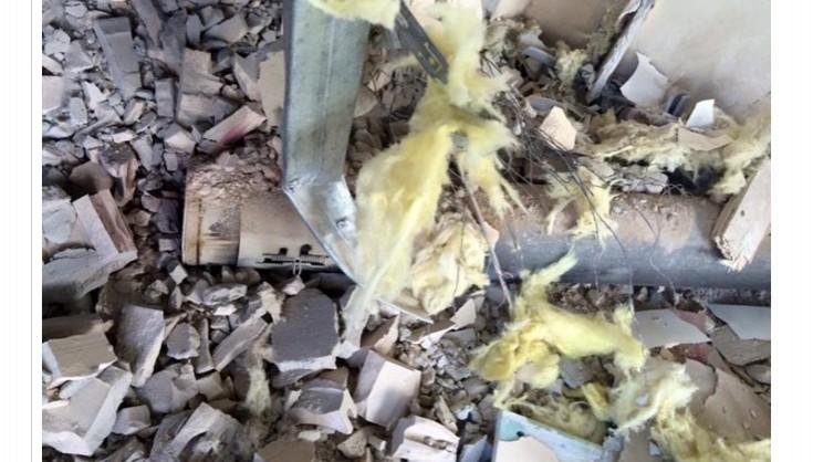 """Бойовики показали снаряд від """"Граду"""", що не розірвався (ФОТО, ВІДЕО)"""