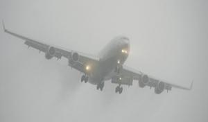 У Львові закрили аеропорт через сильний туман