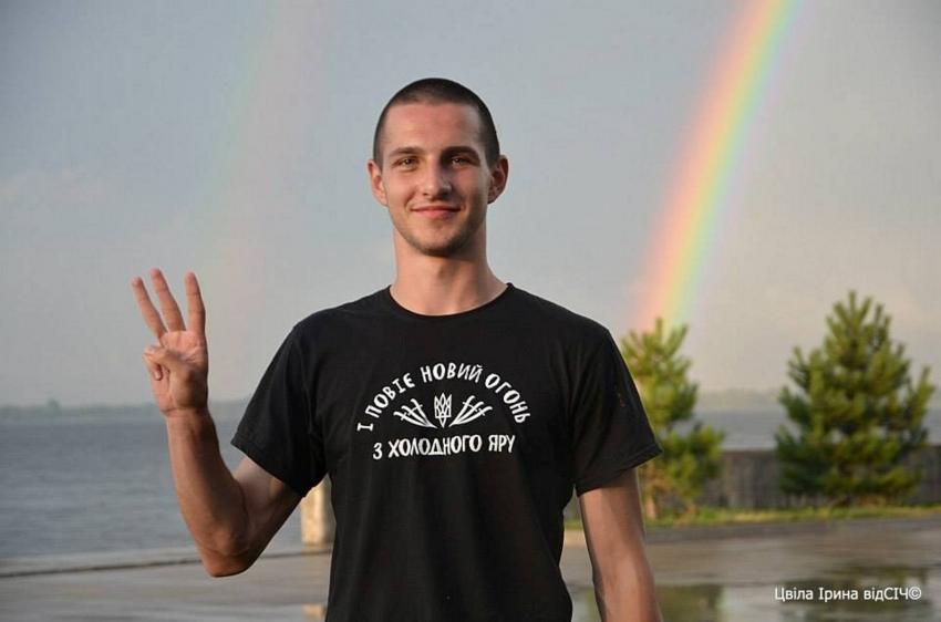 Міліція затримала активіста «Свободи» Сергія Бойка