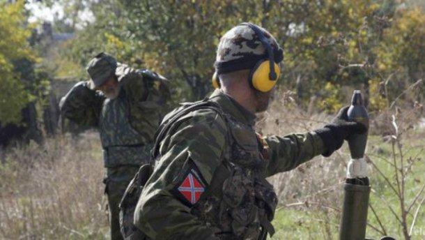 Перемирие закончилось: боевики нагло обстреливают силы АТО
