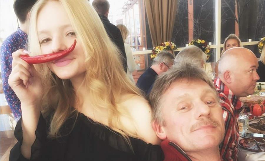 Пир во время чумы: россиян шокировало веселья дочери Пескова в день траура (ФОТО)