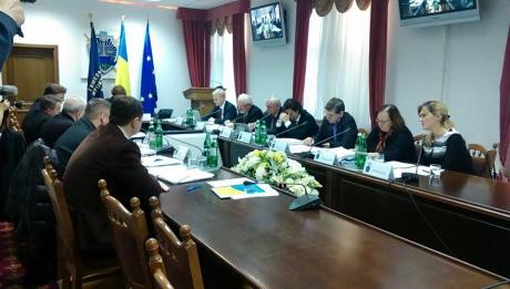Комісія вибрала Шокіну двох кандидатів на антикорупційного прокурора (ФОТО)