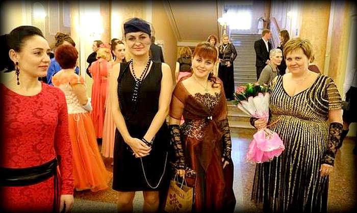 Для «аристократії» «ДНР» в Донецьку організували бал (ФОТО)