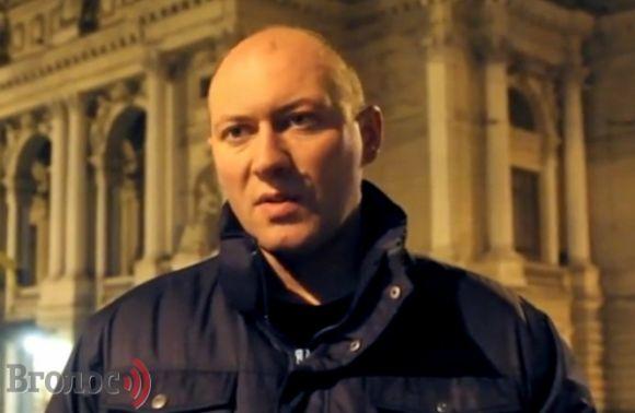 Суд відпустив екс-командира львівського «Беркуту» під домашній арешт (відео)