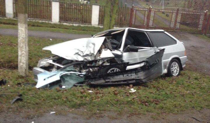 На трасі Львів – Шегині сталася кривава ДТП: троє осіб госпіталізовано (ФОТО)
