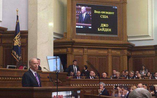 США ніколи не визнає анексію Криму – Байден