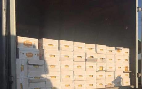 СБУ затримала вантаж на 400 тисяч гривень на кордоні з зоною АТО