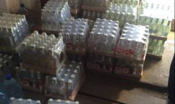 Підпільний алкогольний цех виявили на Львівщині