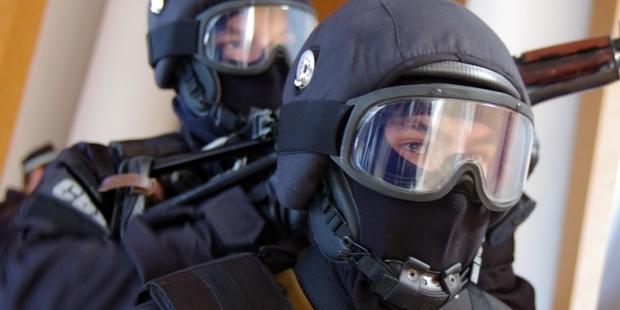 СБУ затримала в Києві диверсантів, є жертви (ФОТО)