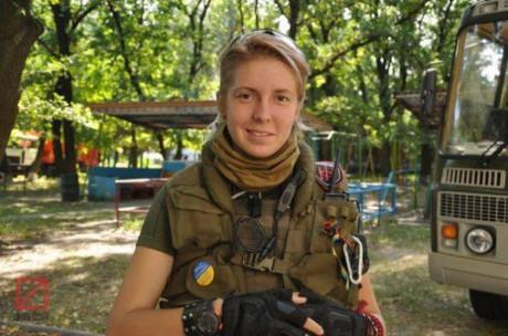 Волонтер показал фото стойкой Зинкевич после ДТП