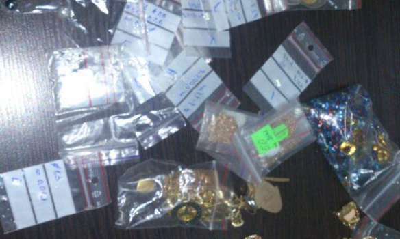 На блокпості в Донецькій обл. затримано автомобіль із золотом на суму понад 200 тис. грн, – СБУ