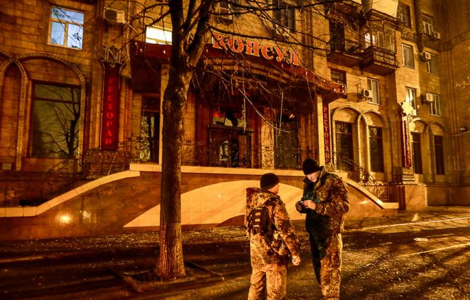 Біля підпільного казино у Запоріжжі прогримів вибух