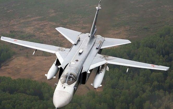 Росія здійснює повітряну розвідку в Донецькій області та поблизу Криму