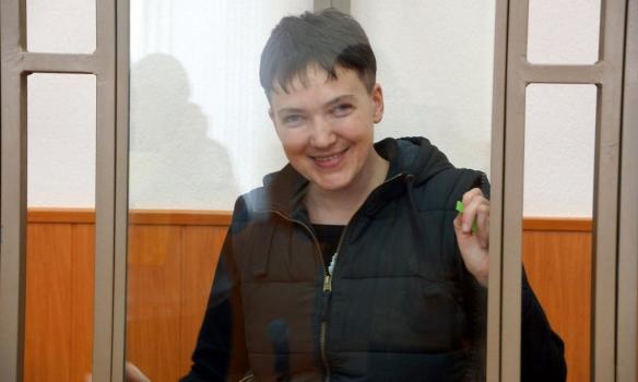 """В """"Укропі"""" заявили, що Савченко готова взяти на поруки Корбана"""
