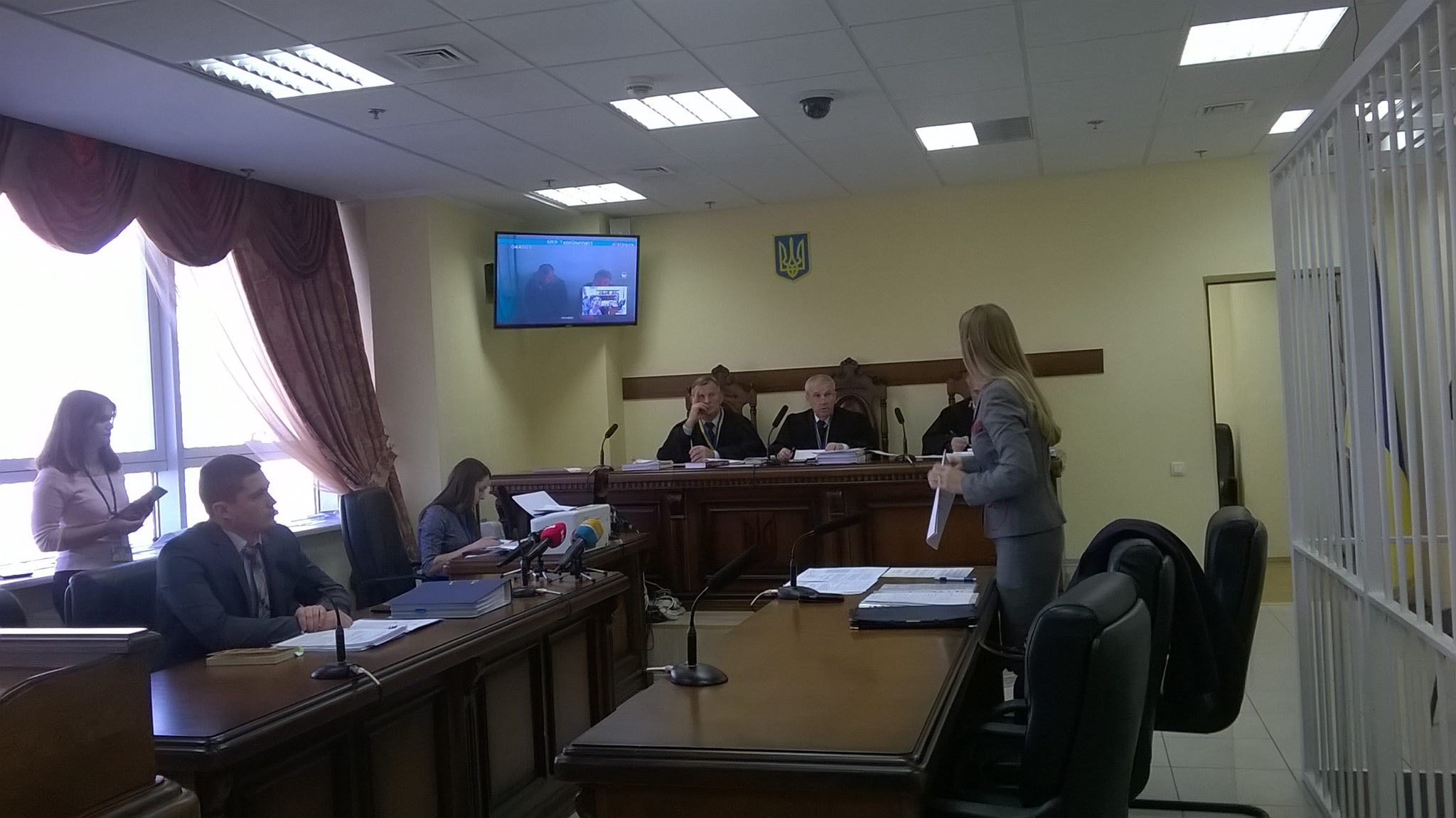 Суд оставил под стражей бывшего начальника столичной СБУ Щеголева