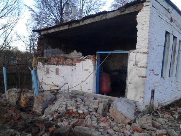 В Черниговской области прогремел взрыв в школе