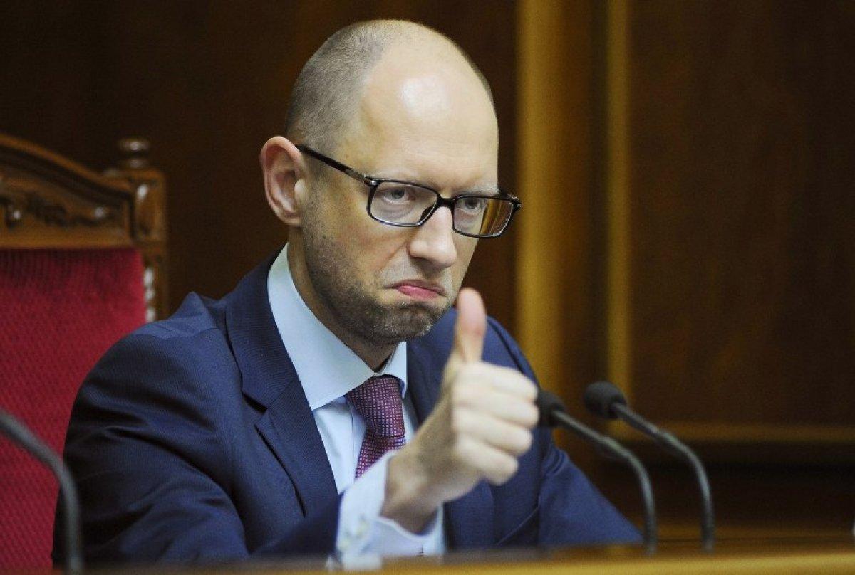 Обігнав регіоналів: Яценюк очолив рейтинг народної антипатії