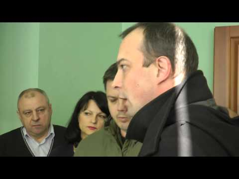 Семенченко і Соболєв вигнали Вілкула з мерії Кривого Рогу (Відео)