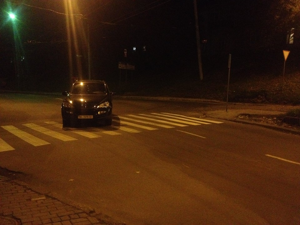 ТОП-5 порушників паркування у Львові за тиждень  (ФОТО)