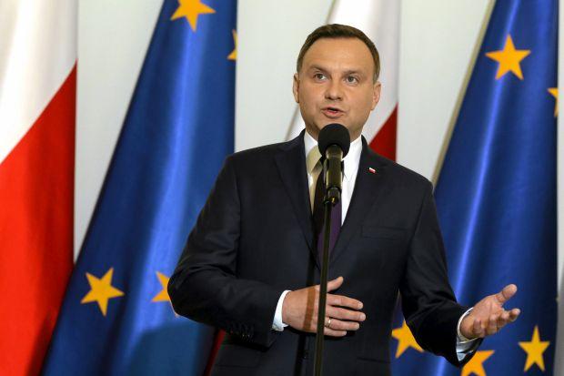 Стала відома основна мета візиту президента Польщі до України