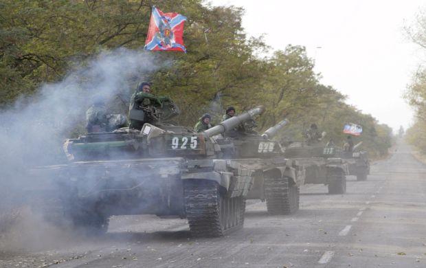 """Правоохоронці затримали ще двох бойовиків """"ДНР"""""""